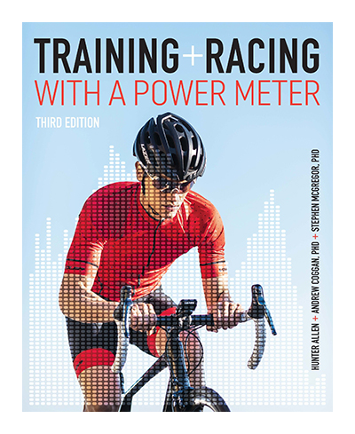 Training With a Power Meter book cover